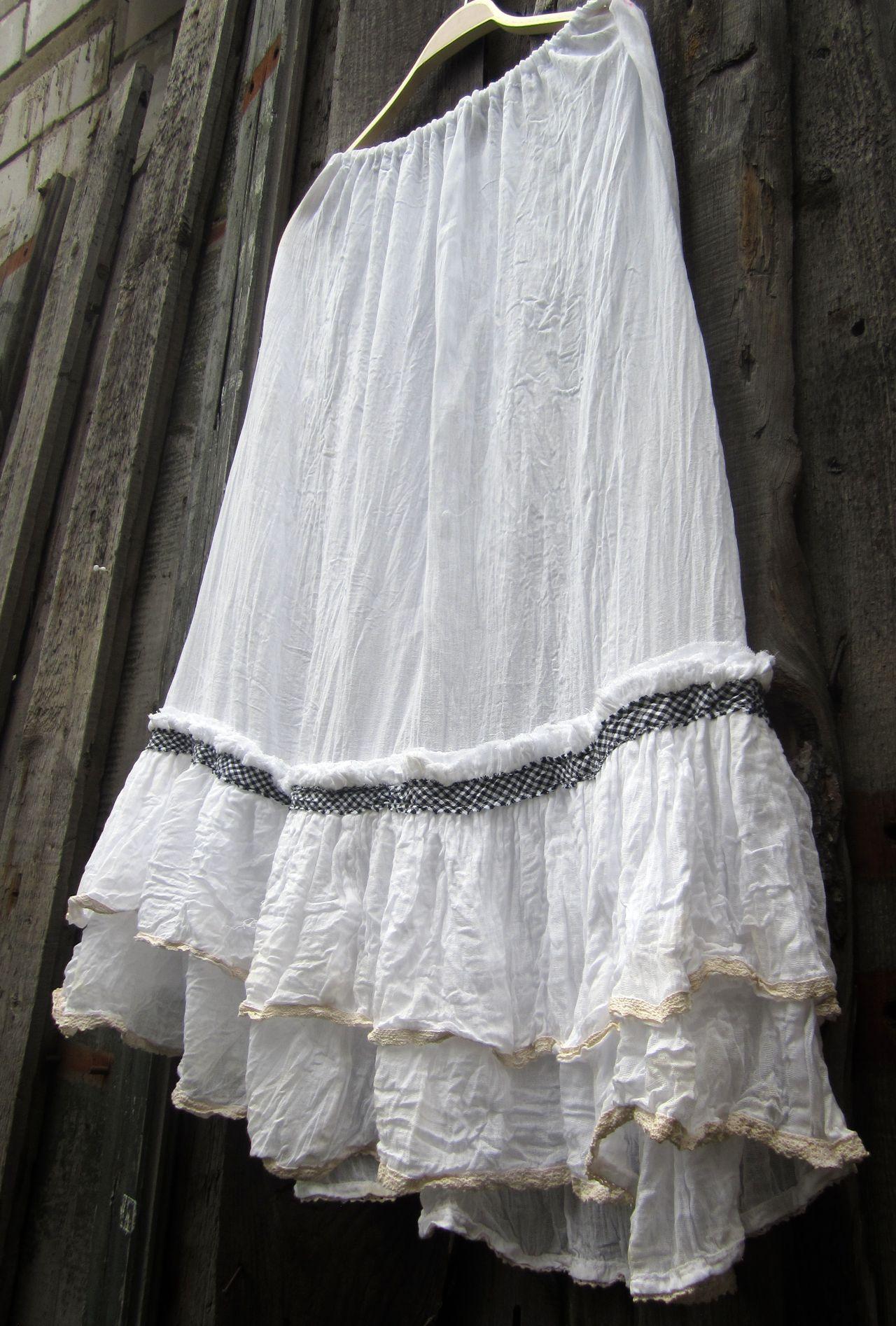 Декор для юбки